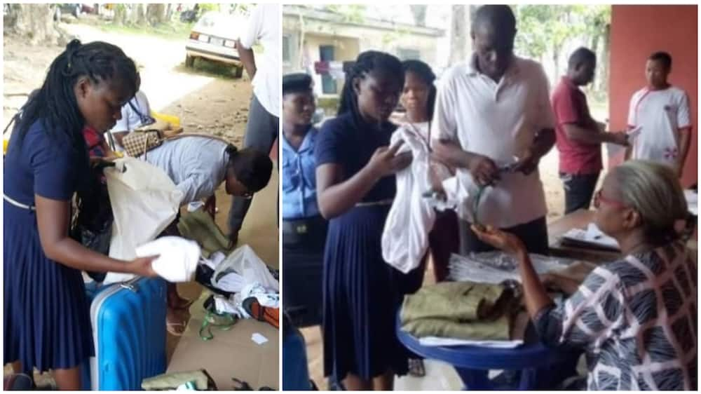 Corp members sent away from camp for refusing to wear trousers