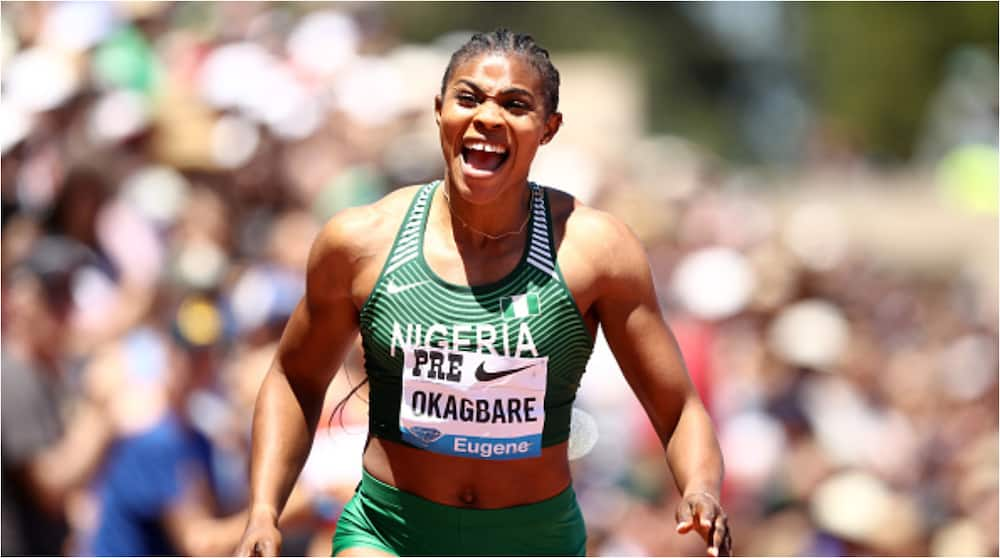 Nigerian athlete overtakes Usain Bolt in Diamond League appearances, receives Guiness World Record award