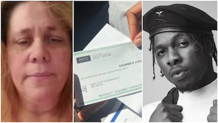 Singer Runtown's management finally react to fraud allegations by American woman