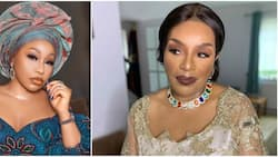 Actress Rita Dominic celebrates lookalike big sister with touching words on her birthday, fans react