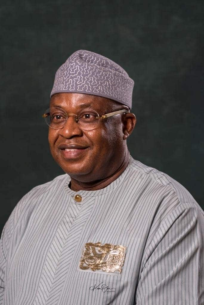 Onukwube Ofoelue enumerated the qualities of the Chief Dan Orbih