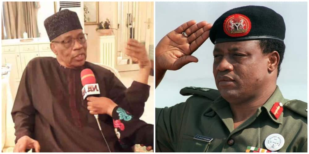 IBB says military rule cannot be blamed for Nigeria's current challenges