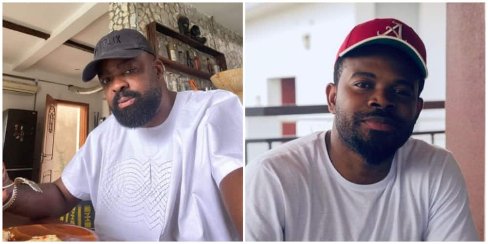 X Nigerian celebrity with famous siblings
