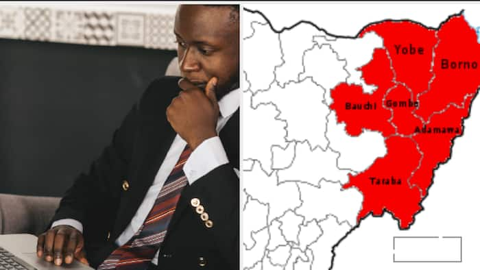 Nigerians shock as govt data shows northeast region has most certified IT professionals in the country