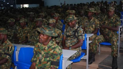 Internal security: NAF trains 701 personnel on force protection