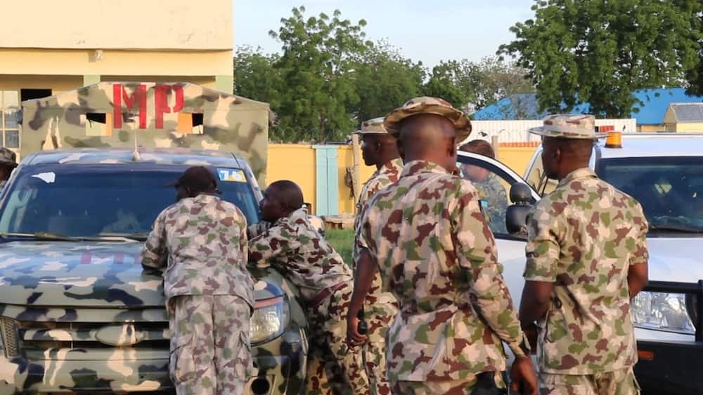 Insecurity: Senate says Nigerian Army is overwhelmed