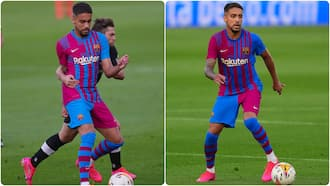Brazilian football star 'attacks' Barcelona after playing just 15 minutes for them in one year