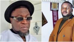 Actor Femi Branch calls on Nigerian police to arrest Yomi Fabiyi over controversial Oko Iyabo movie