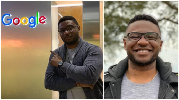 Nigerian man gets big job at Google, company employs him as its engineer, many congratulate him