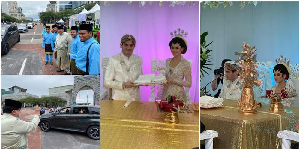 COVID-19: Couple holds drive-thru wedding, 10,000 people attend