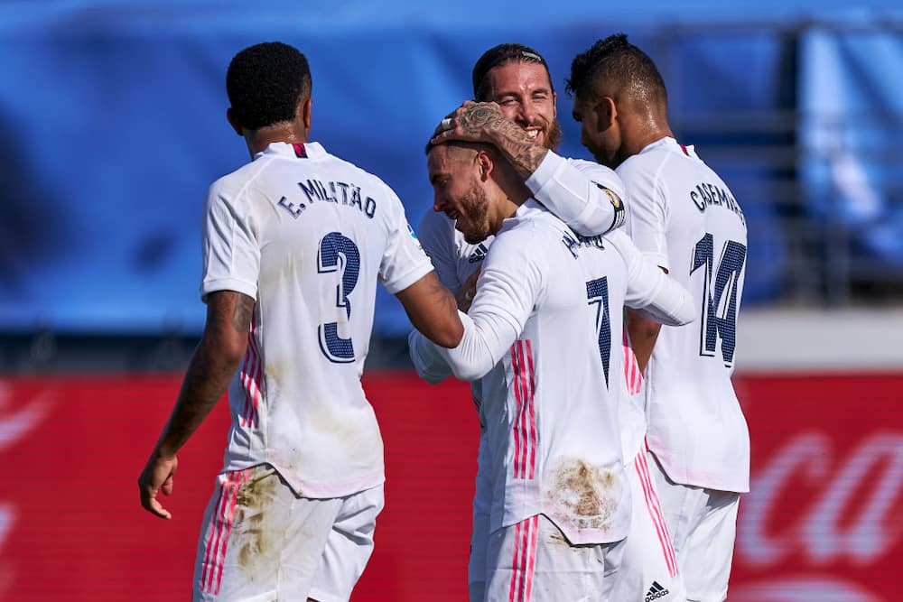 Real Madrid vs Huesca: Hazard scores 25-yard stunner to end goal drought