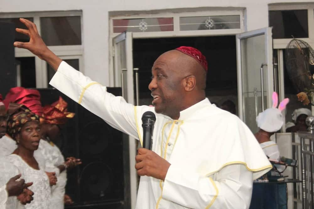 2023: Primate Ayodele says APC suffer defeat in 2023 presidential election