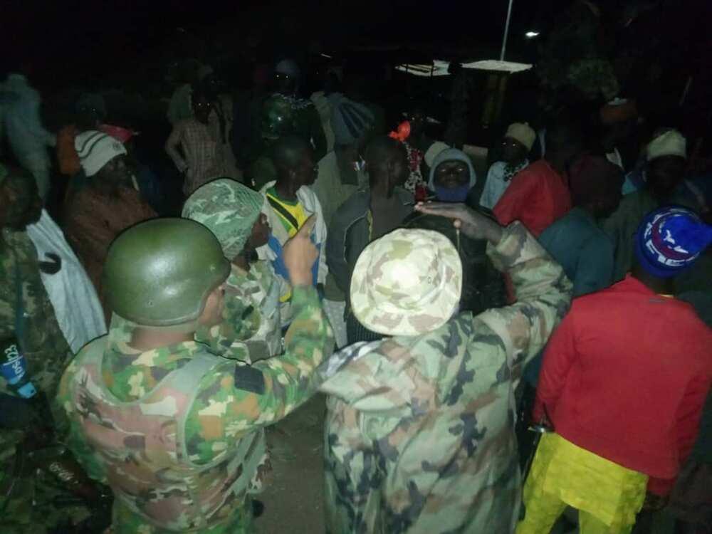 Trouble in paradise as ISWAP kidnaps dozens of Boko Haram women