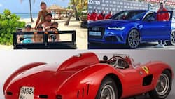 With 13 supercars, Lionel Messi has the most valuable car collection in the world of sports worth N15.8billion