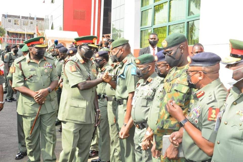 Why Nigerian Army will never remain, General Buratai reveals