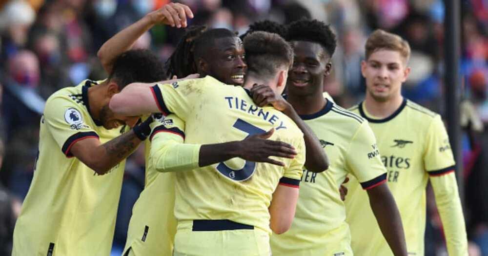 Crystal Palace vs Arsenal: Pepe, Marinelli Score Late to Hand Gunners Crucial Win