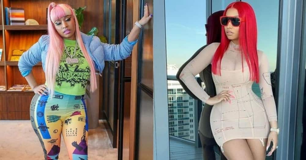 """Nicki Minaj Pics Cause Crocs Sales to Spike: """"They Better Send Her a Cheque"""""""