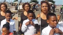 Nigerian woman claims she was deported with her 3 kids from Germany in the middle of the night
