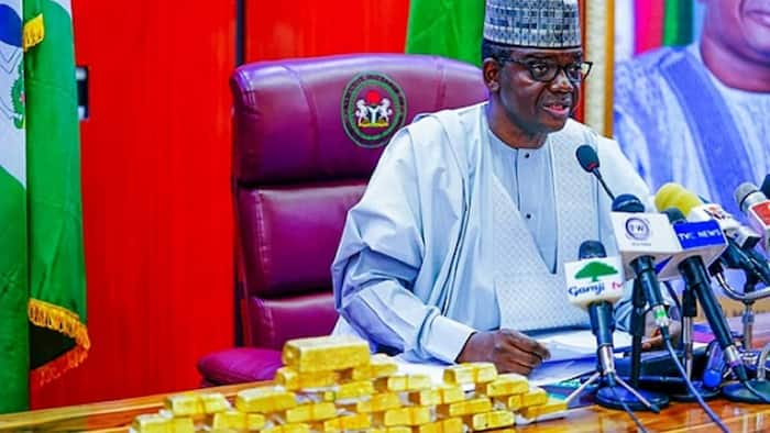 Nigerian governor bans petrol black marketers in his state with immediate effect