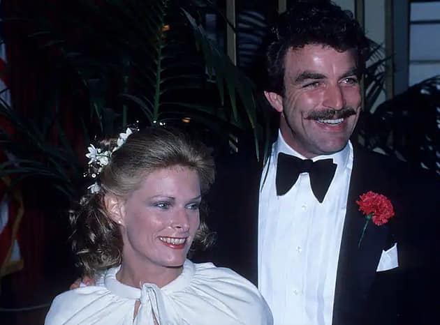 Tom Selleck's wife Jacqueline Ray