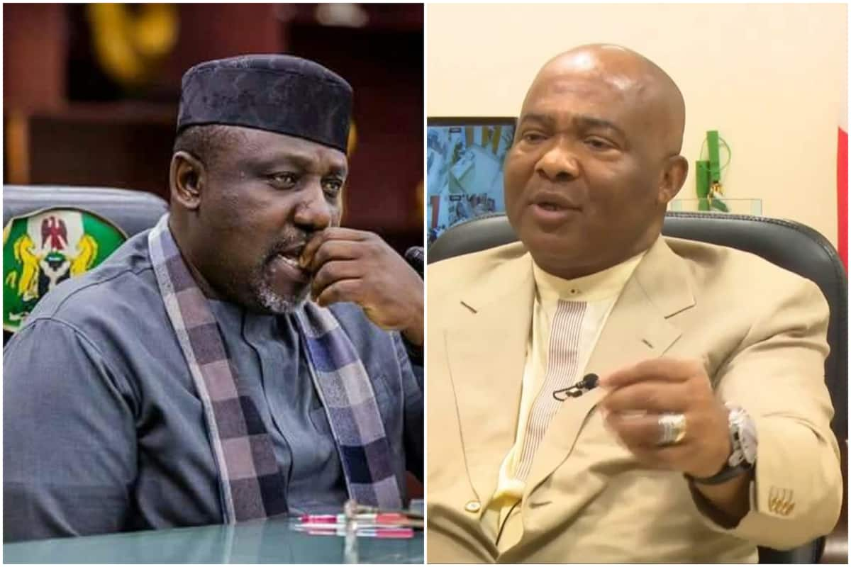 Elections 2019: Okorocha should be hiding his face in shame - Uzodinma