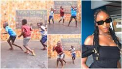Video of three kids dancing to Aya Starr's new song Bloody Samaritan goes viral, people praise them