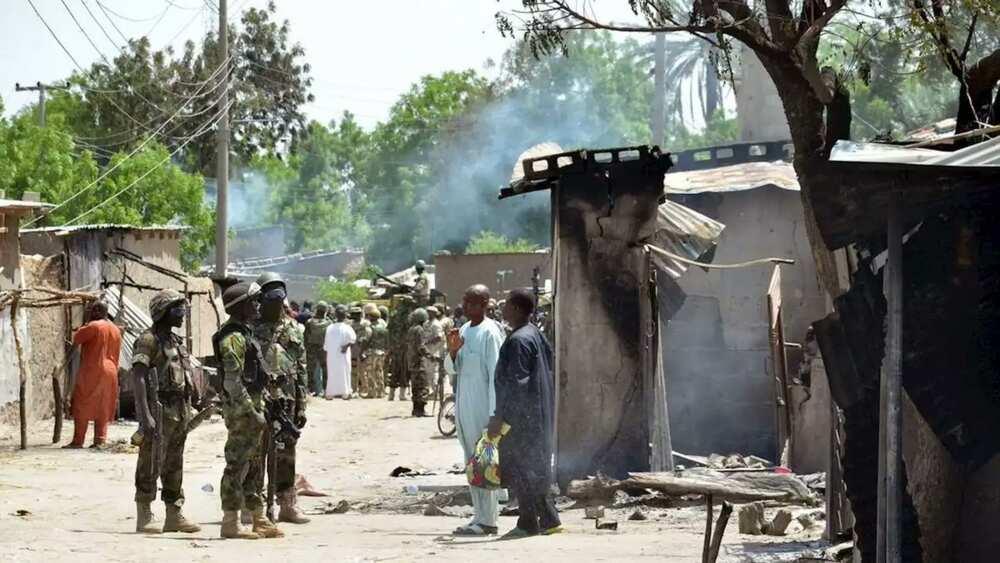 Boko Haram: 'Yan ta'adda sun kai sabon hari Magumeri, sun halaka mutum 3