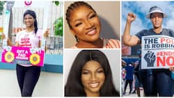 Actress Omotola's first daughter Princess is growing just like her, these beautiful pictures are proof