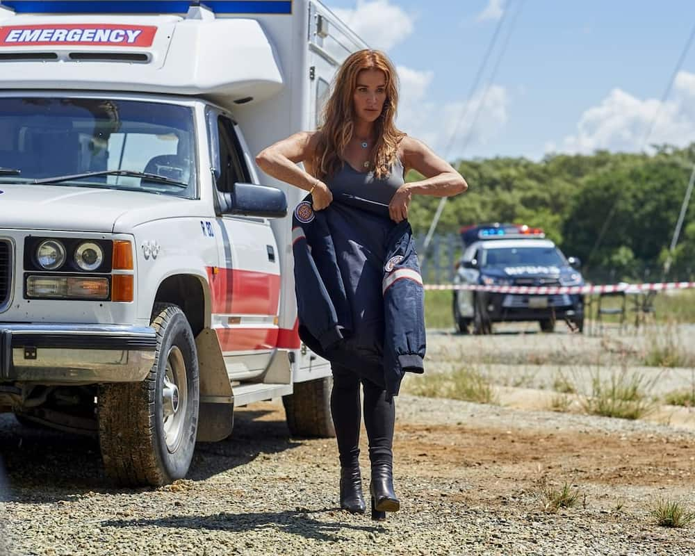 Poppy Montgomery movies and TV shows