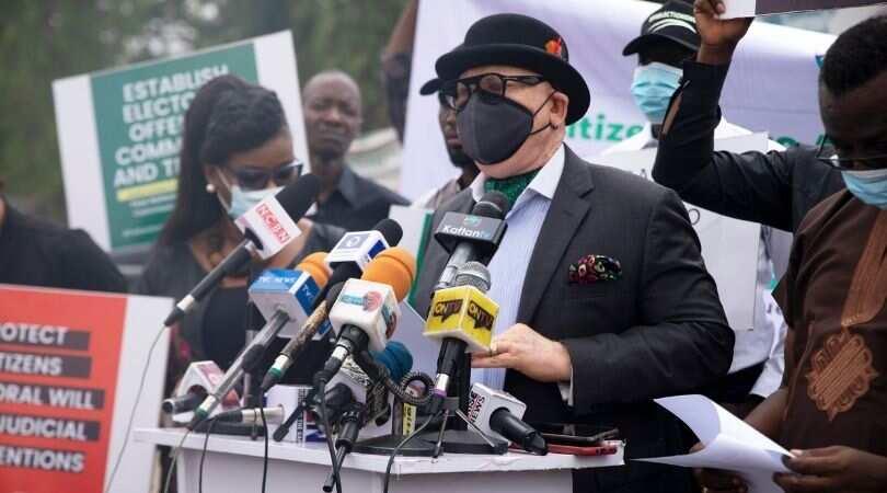 CSOs insist NASS must pass Electoral Act Amendment bill urgently