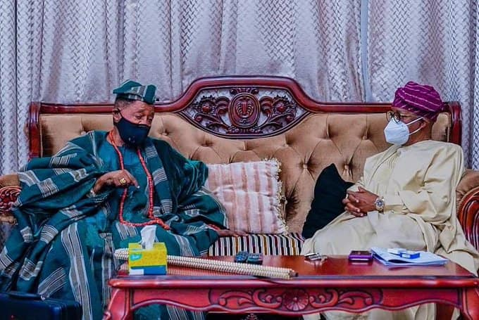 Alaafin Laments as Police Allegedly Release Arrested Fulani Kidnappers