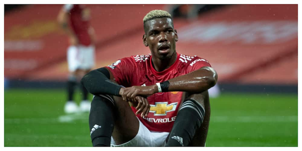 Paul Pogba: Man United lowers midfielder's price tag to £53m