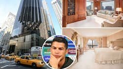 Ronaldo puts up gigantic house worth N3.1billion for sale after being attacked for links to ex-US president