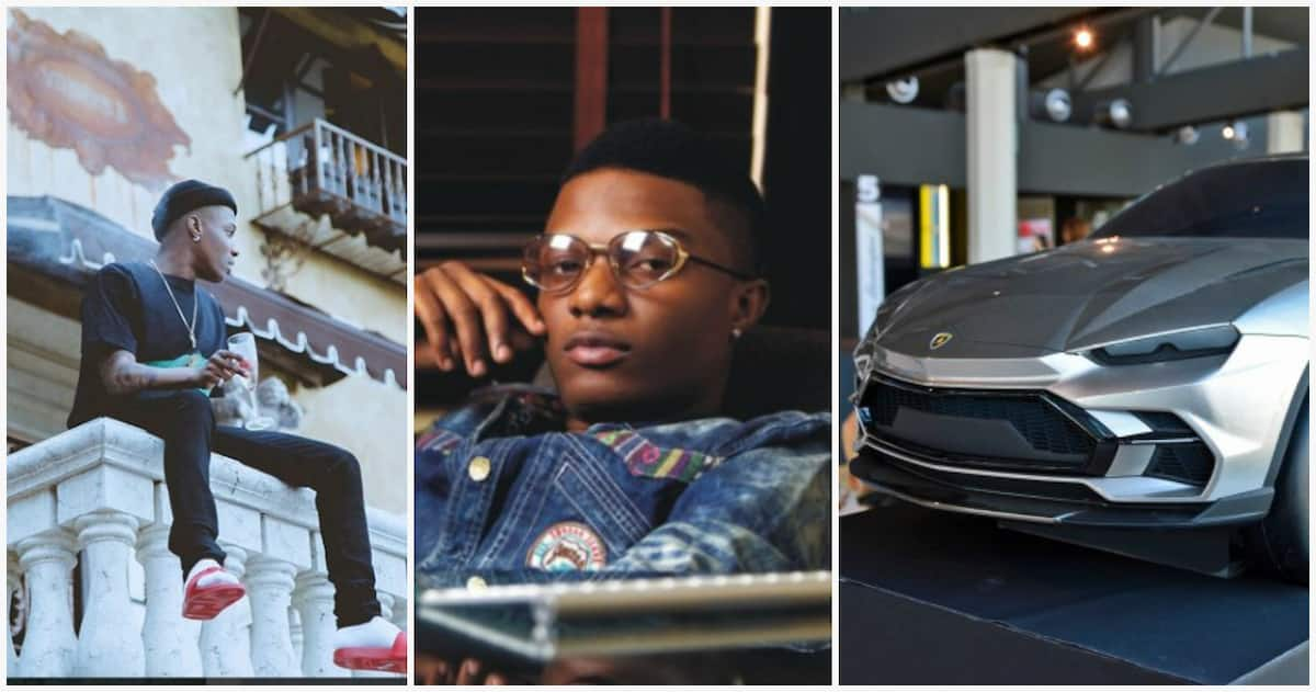 Wizkid new house and cars