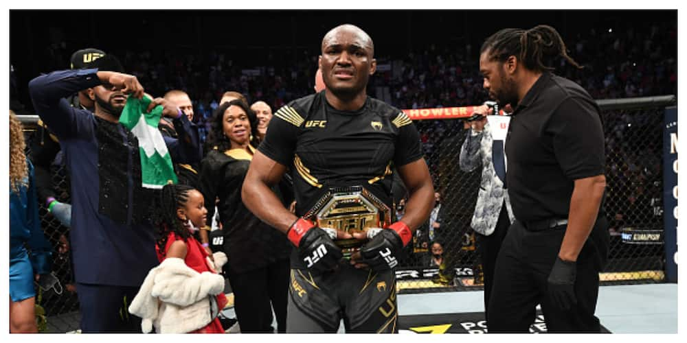 Staggering Amount Usman Could Earn After successfully defended his welterweight crown against Masvidal
