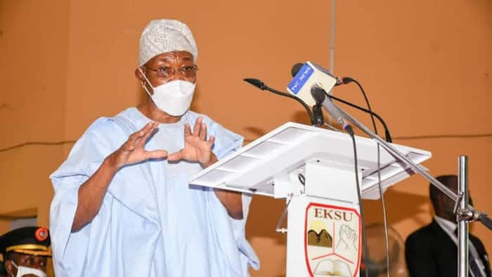 COVID-19: How FG stopped virus spread, disappointed experts - Buhari's minister reveals