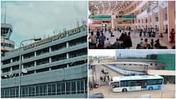Kind Nigerian bus driver returns bag containing N16.4m and other valuables to owner at the airport, many react