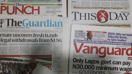 Newspaper review: Governors adamant on wage demand, say only Lagos can pay