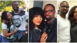 Nigerians react as Stella Damasus and estranged husband Daniel Ademinokan shade each other