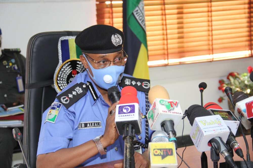 Police speak on recent abduction of emir of Kajuru, Alhassan Adamu.