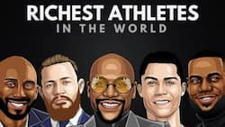 Top 10 richest sportsmen in the world of all time
