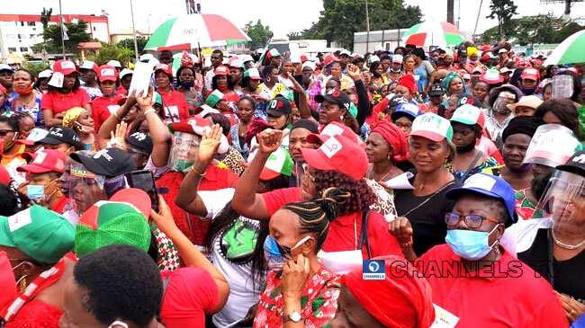 Jam'iyyar PDP za ta ba matan Abuja fom din tsayawa takara kyauta