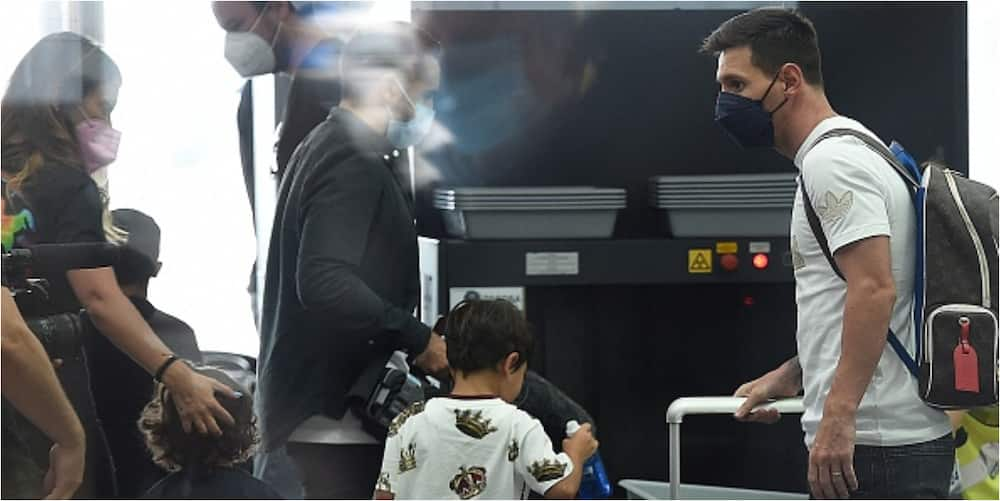 Lionel Messi, family jet out to Paris to complete historical move to PSG