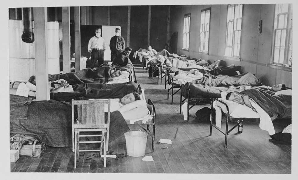 Tout sur la grippe espagnole: année, nombre de morts, symptômes