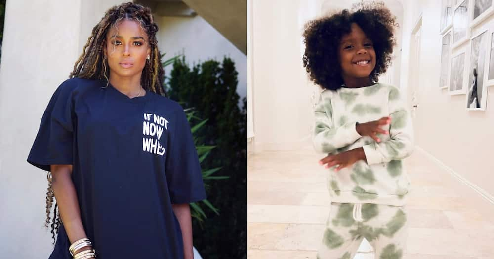 Ciara and Russell Wilson's beautiful daughter Sienna 'Si Si' turns 4