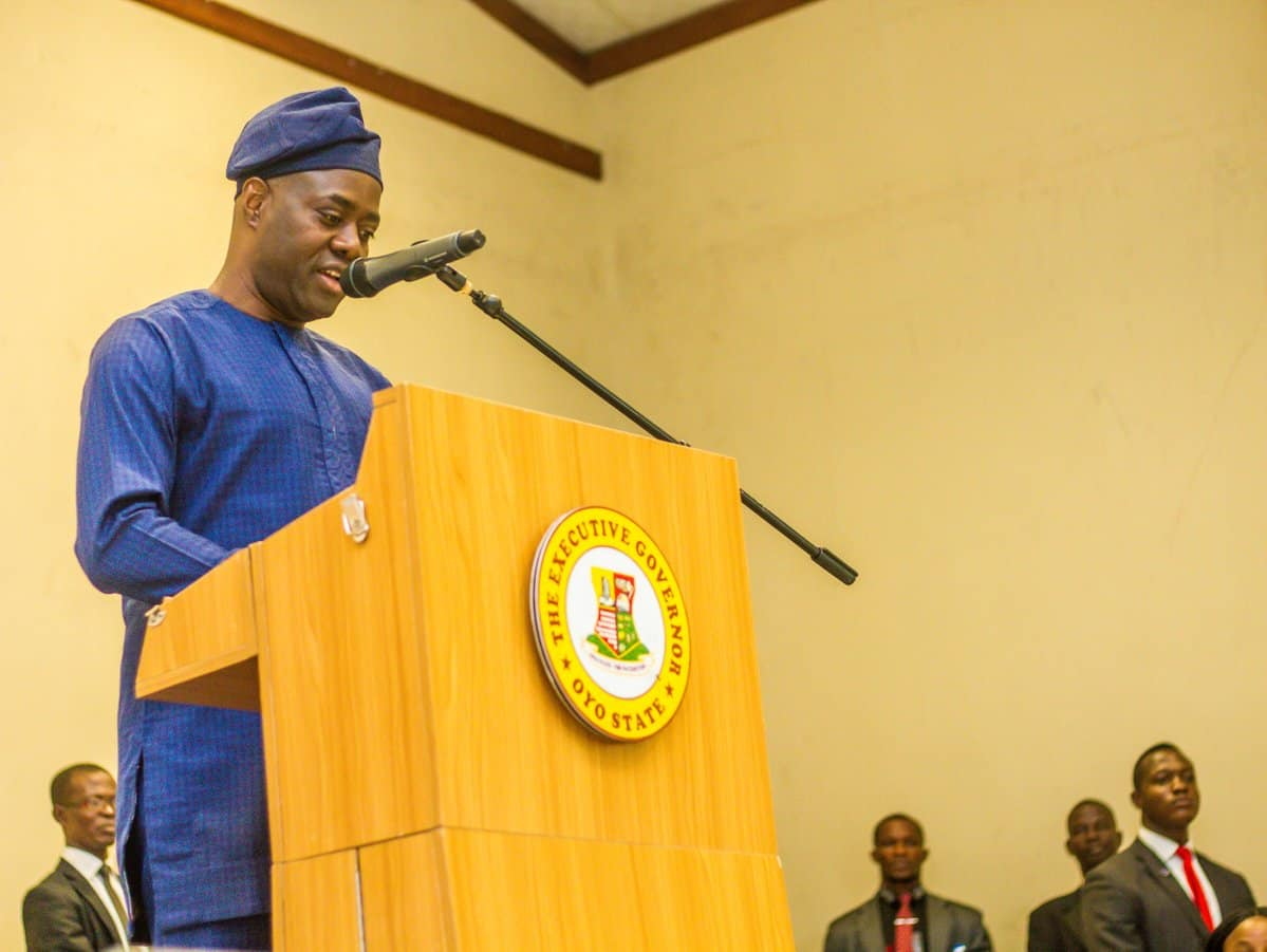 Governor Makinde nominates 27 year-old OAU graduate as commissioner