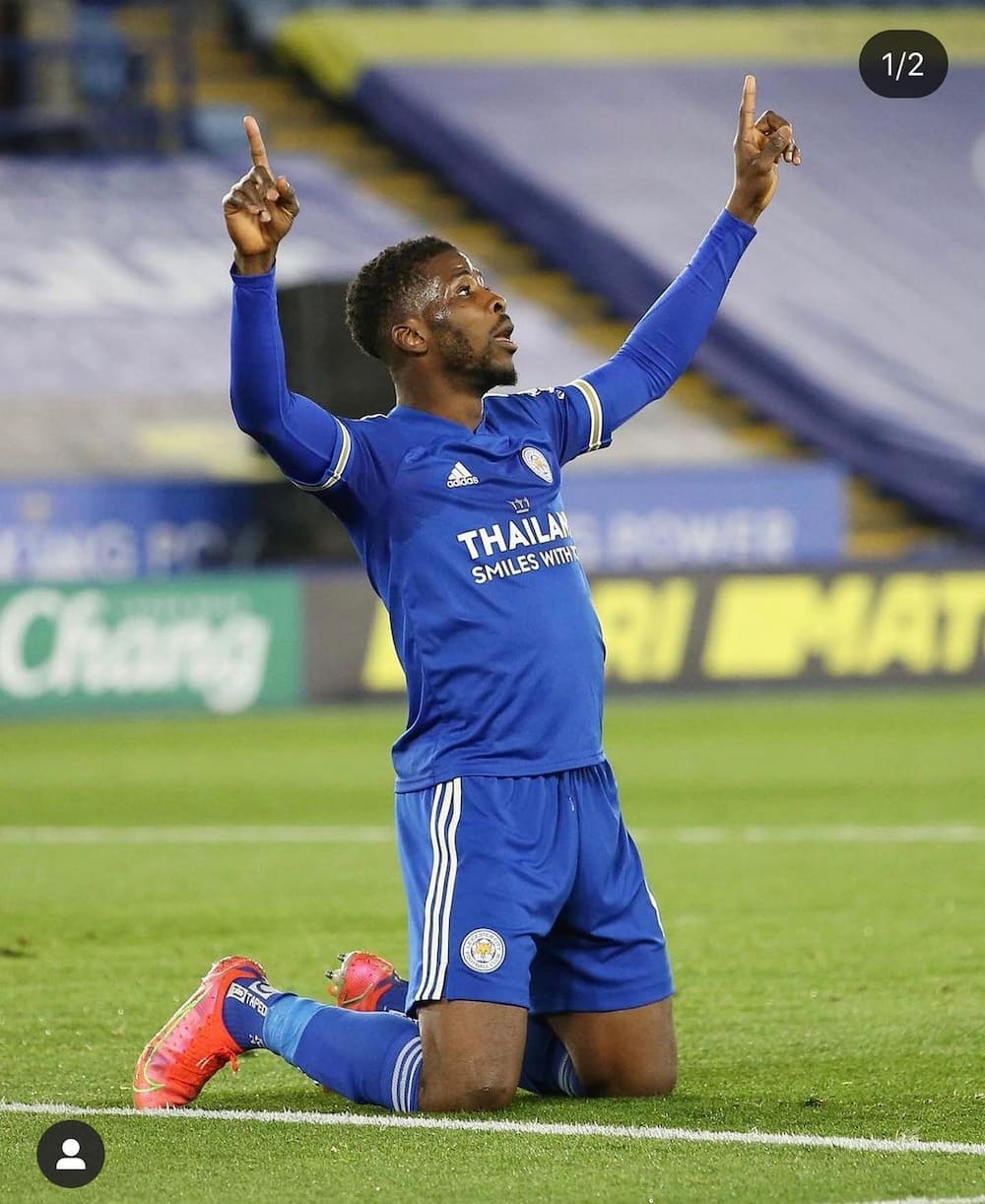 Iheanacho Replaces Kane As Most Resurgent Player In Premier League