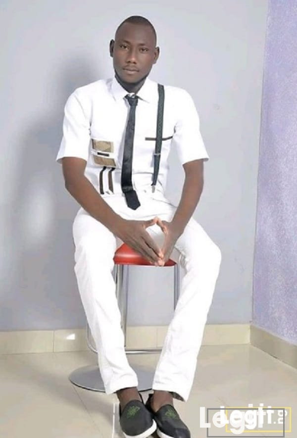 Handsome young man from Chad moves to Lagos to start his career as an actor