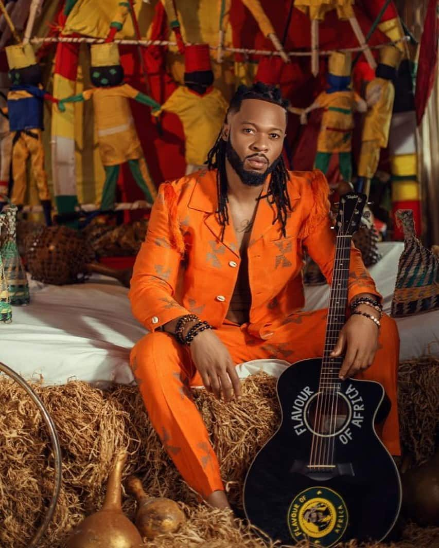 Flavour songs