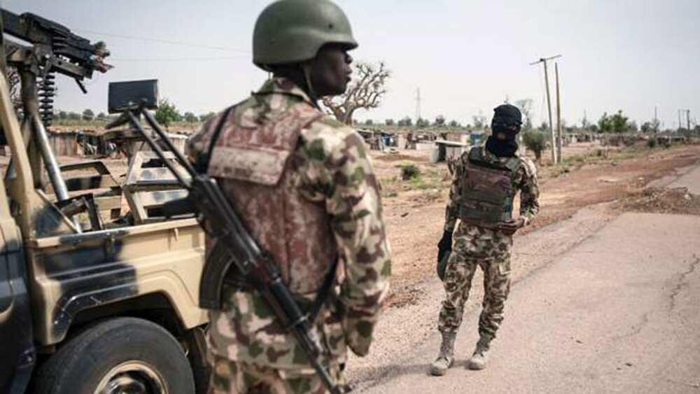 Sojojin Najeriya sun samu nasarar hallaka gungun 'yan Boko Haram a Borno
